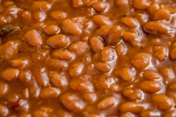 G-Maw's Famous Beans