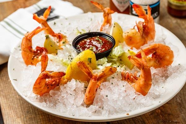 Iced Gulf Shrimp