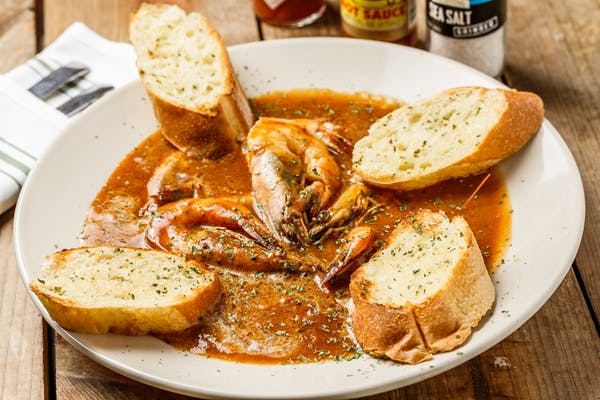 """The """"Big Easy"""" Barbecued Shrimp"""