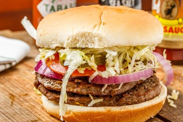 Gumbo Burger