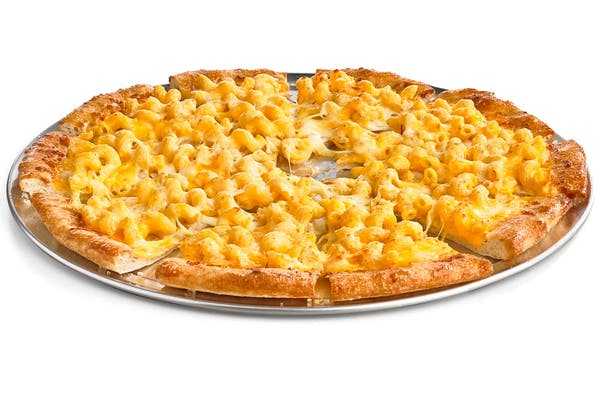 Mac & Cheese Pizza