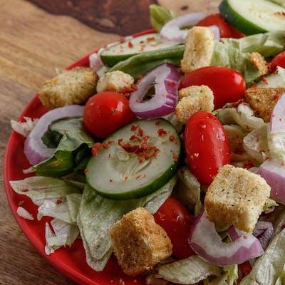 Individual Garden Salad