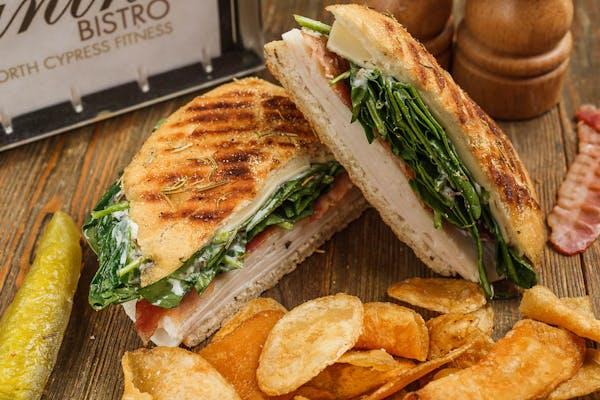 Goin Clubbin' Sandwich