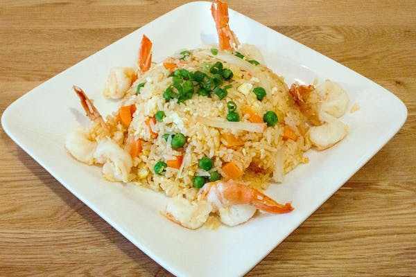 Fried Rice Shrimp Pad Thai