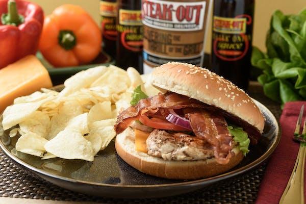 BBQ Bacon Chicken Sandwich