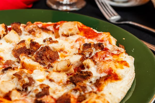 Chicken Parmigiana Pizza