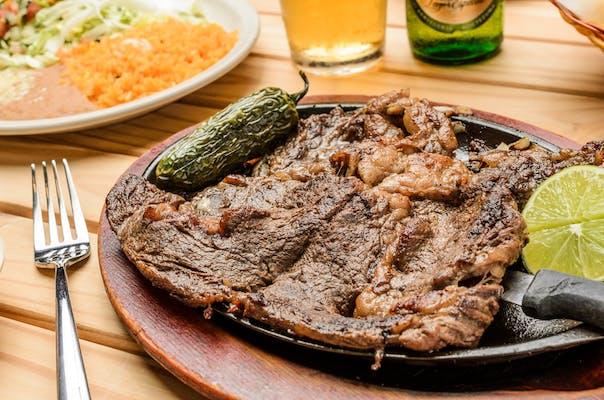 48. Carne Asada