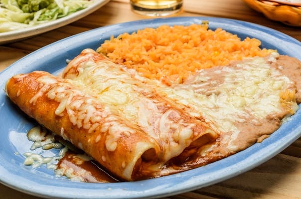 29. Enchilada Dinner