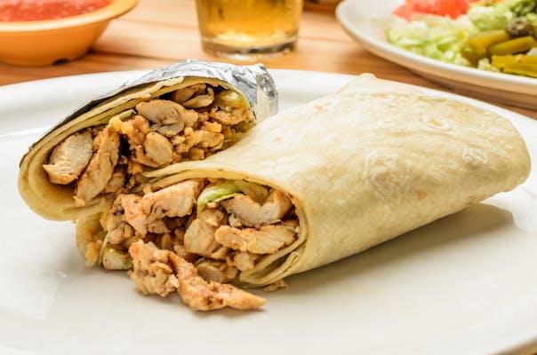 30. California Burrito