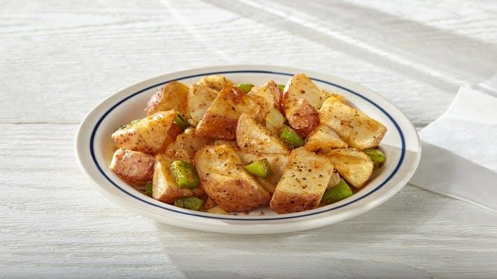 Red Potato Pepper & Onion Hash