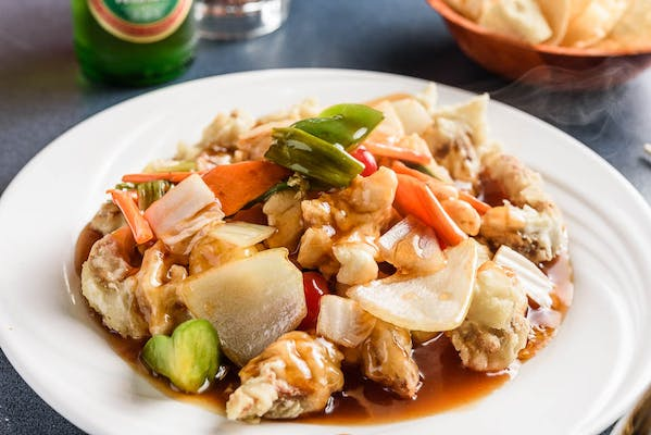 K2. Northern-Style Sweet & Sour Beef