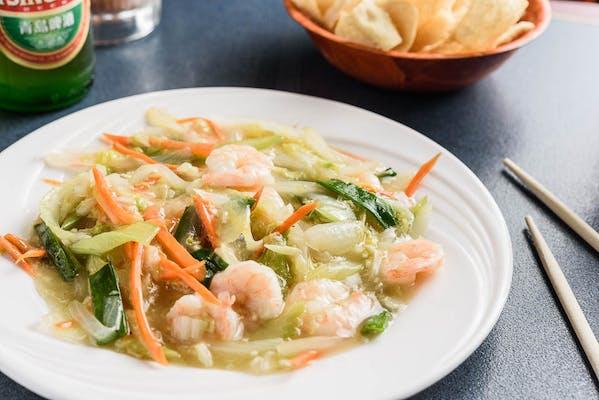 CM2. Shrimp Chow Mein