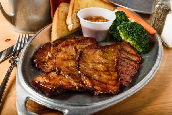 BBQ Hickory-Smoked Brisket