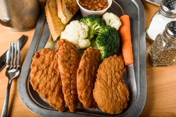 Chicken Filet Platter