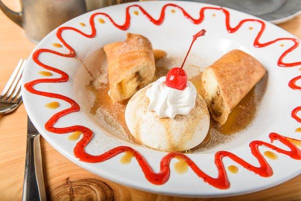 Banana Caramel Cheesecake Xango