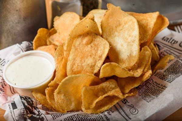 Cajun Pat'i Chips