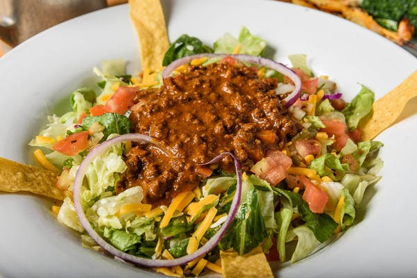 Chillin Chili Salad