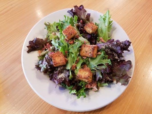 Rustic Garden Caesar Salad