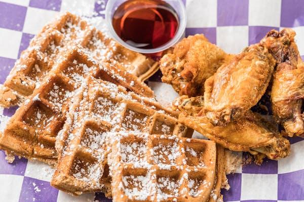 Wings & Waffle
