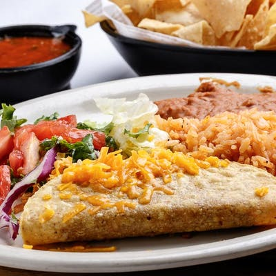 Senior Taco Special