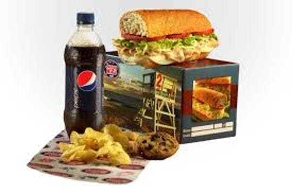 Lunch Box with Side & Drink