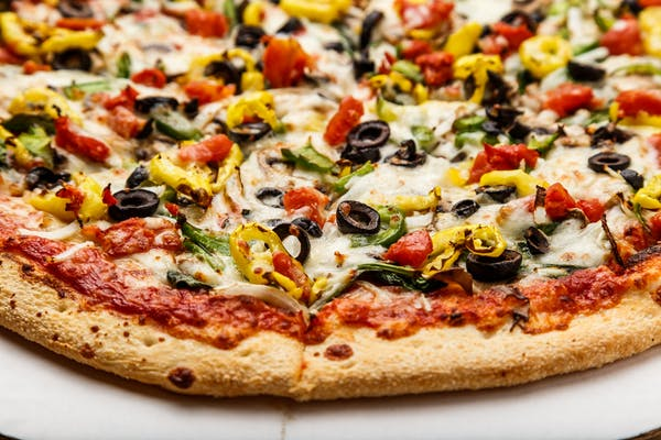 Super Veggie Pizza