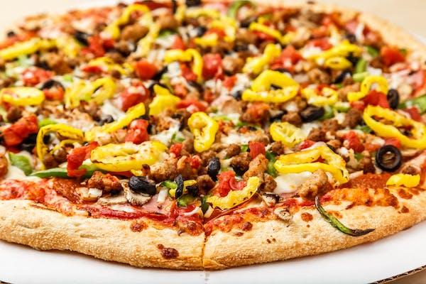The Big Kahuna Pizza