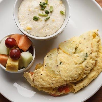 The Garden Omelet