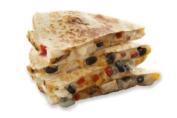 Sante Fe Chicken Quesadilla