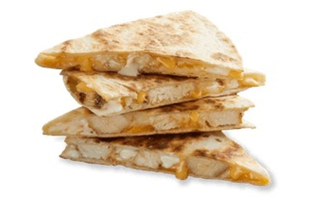 Three-Cheese Chicken Quesadilla