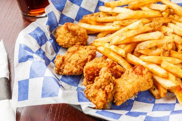 Kid's Boneless Chicken Wings
