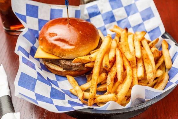 All-American Burger