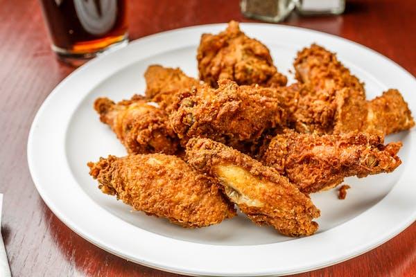 Zone Breaded Chicken Wings