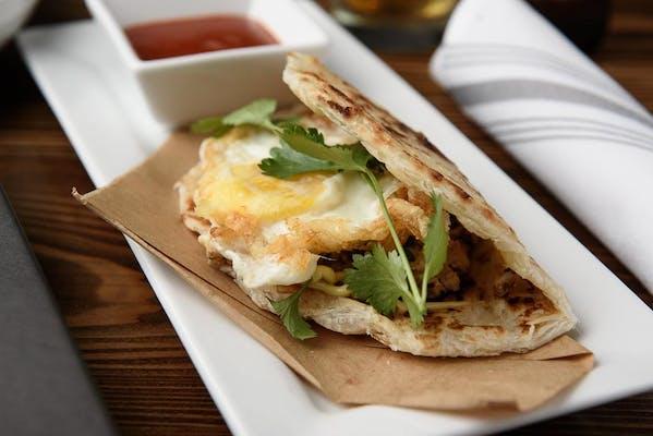 Chicken & Egg Sandwich