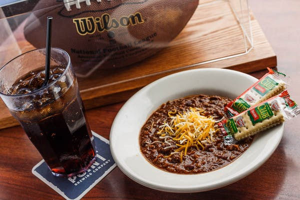 Tommy's Homemade Chili
