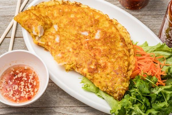 4. Vietnamese Crepe