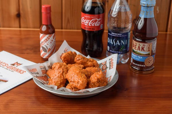 (10 pc.) Wings Coca-Cola Combo