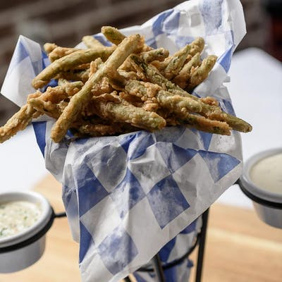 Portside Fried Green Beans