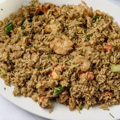 Cajun Fried Rice