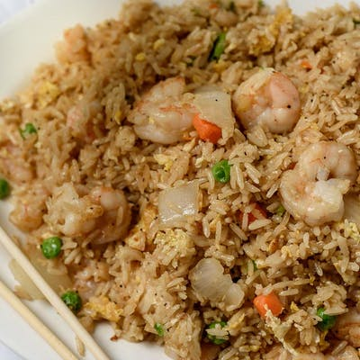 Fried Rice Entrée