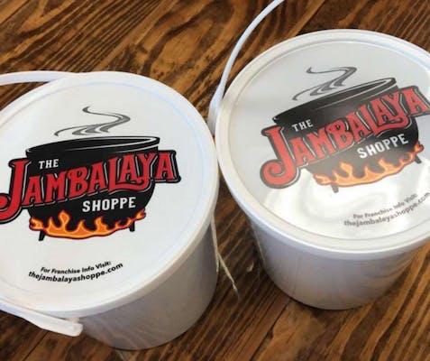 Jambalaya Bucket Chicken & Sausage