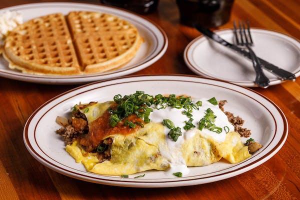 Loc's Omelette