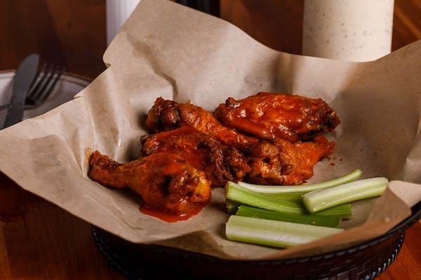 Chicken Wings (Bar Wings)