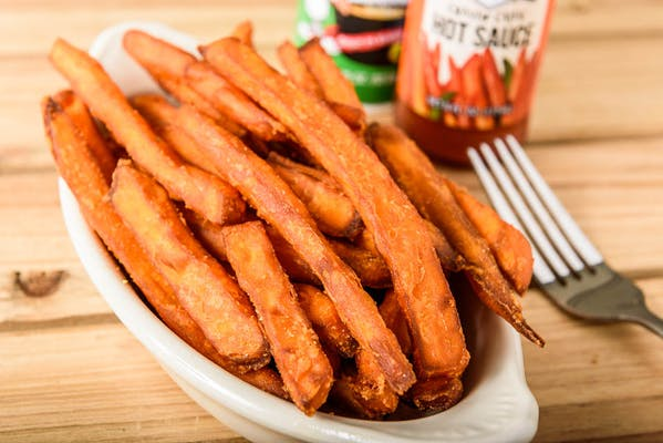 French Fried Sweet Potatoes