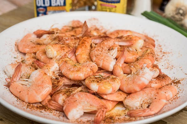 (1 lb.) Large Boiled Shrimp