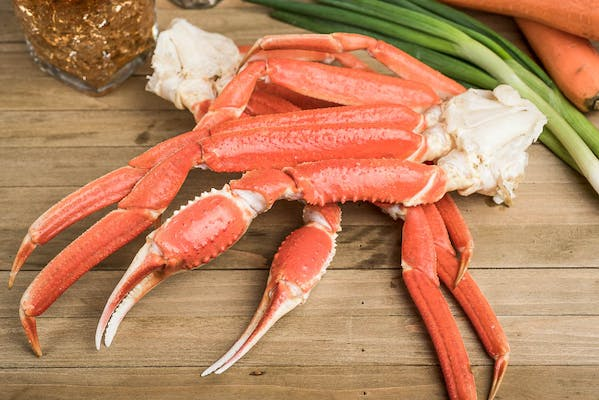 (1 lb.) Boiled Snow Crab Legs