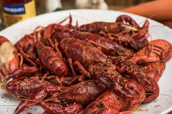 (1 lb.) Boiled Crawfish