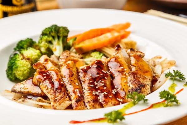Teriyaki Dinner