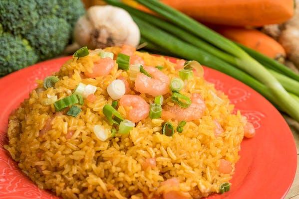 23. Shrimp Fried Rice