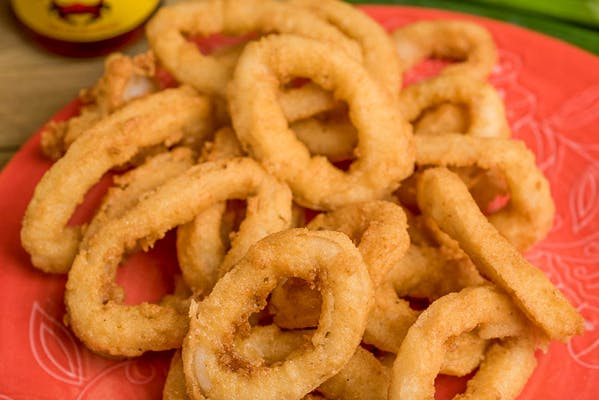 8. Fried Calamari